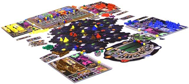 Настольная игра Проект «Гайя»