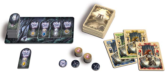 Rune Stones Nocturnal Creatures expansion 1