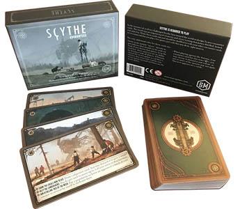Дополнения Scythe: Encounters