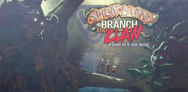 Дополнение Spirit Island: Branch & Claw