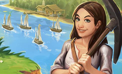 Настольная игра The River