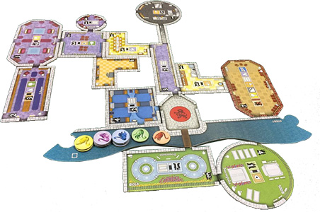 Дополнение Castles of Mad King Ludwig: Secrets