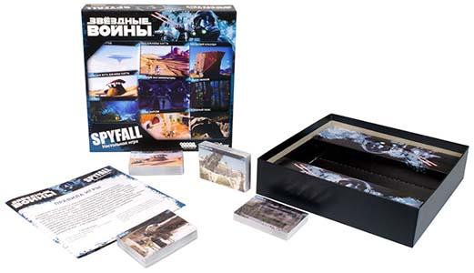 Настольная игра Звездные Войны: Spyfall
