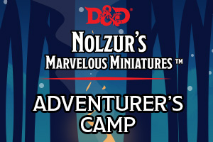 D&D Nolzur's Marvelous Miniatures