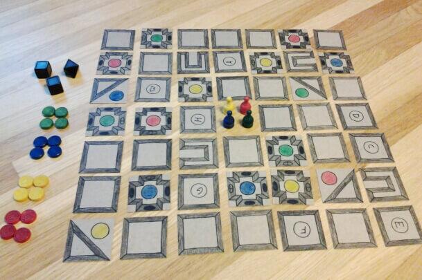 артифициум игра
