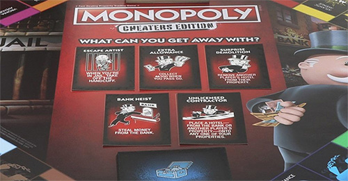 Monopoly – Cheaters Edition