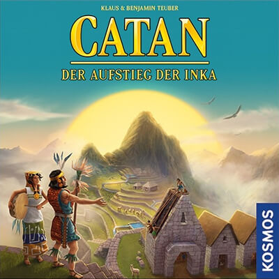 Catan: The Rise of the Inca