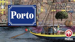 Настольная игра Porto