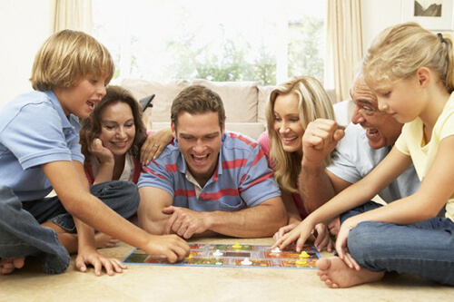 Купить семейные настольные игры