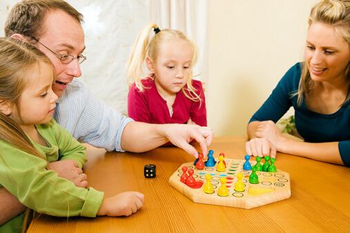 Купить настольные игры для всей семьи