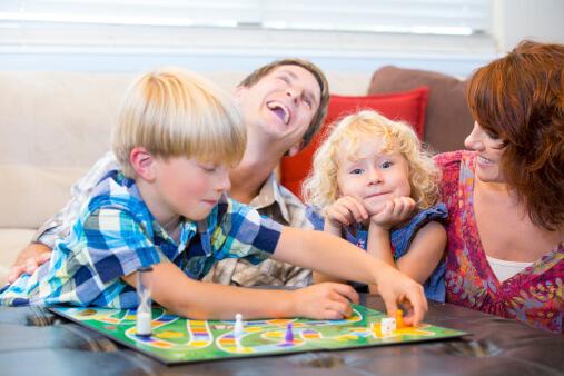 Популярные семейные настольные игры