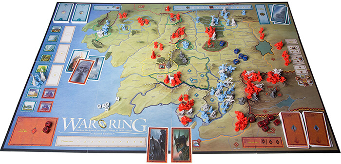 Война Кольца, War of the Ring